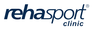 rehasport clinic logo